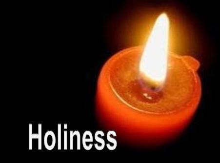 holiness sp